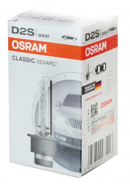 Osram D2S 66240 CLC Classic Xenon Brenner