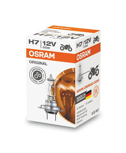 Osram H7 64210 Original Spare Part Halogen Lampe