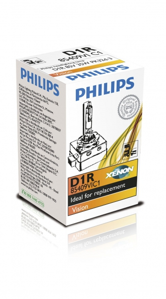 Philips D1R Vision Xenon Brenner 85409VI