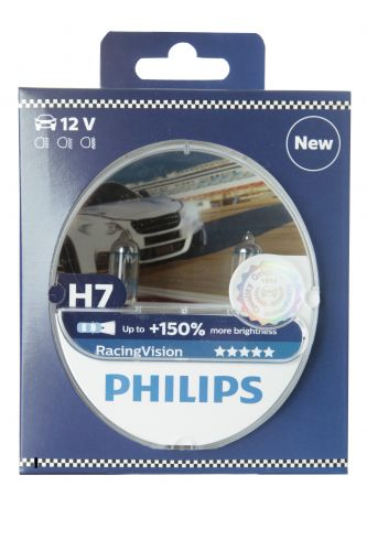 philips h7 12972rvs2 racingvision 150 halogen. Black Bedroom Furniture Sets. Home Design Ideas